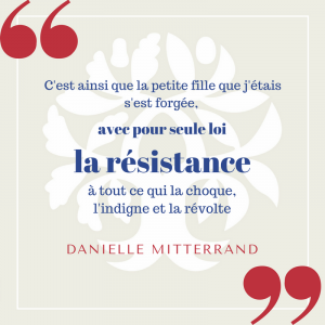 Citation Danielle Mitterrand