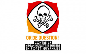 Or de question Guyane