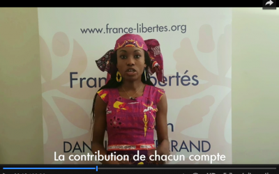 Video Hindou Oumarou Ibrahim