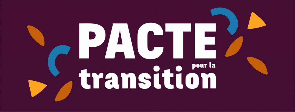 Pacte transition élections 2019