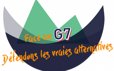 G7 alternatives contre sommet